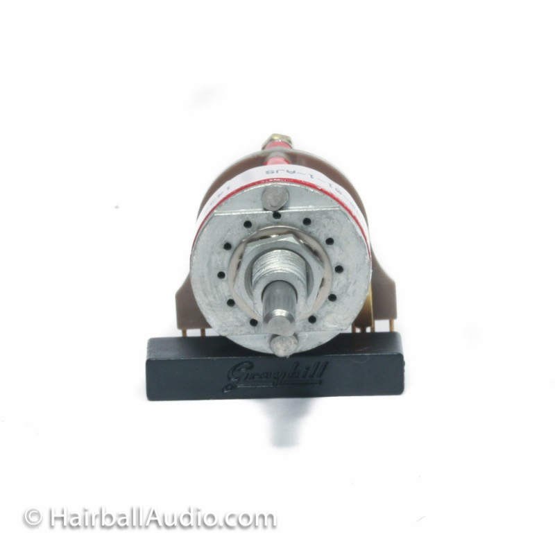 Grayhill Adjustable 12 Position Shorting Rotary Switch