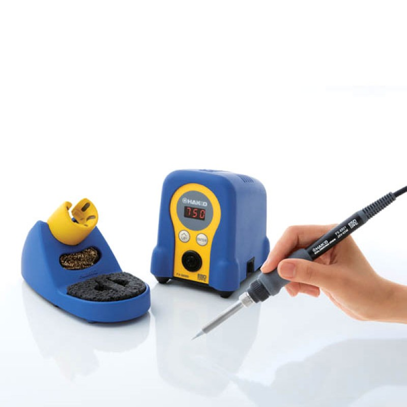 Hakko FX-888D Solder Station Bundle