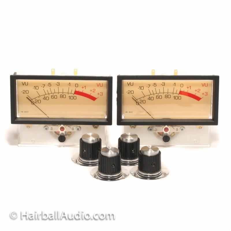 SA-3A Meter and Knob Bundle